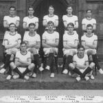 1931 Gym Squad, Sherborne School