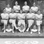 1937 Gym Squad, Sherborne School