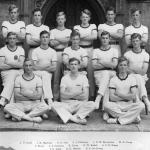 1947 Gym Squad, Sherborne School