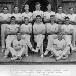 1950 Gym Squad, Sherborne School
