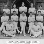 1953 Gym Squad, Sherborne School