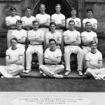 1954 Gym Squad, Sherborne School