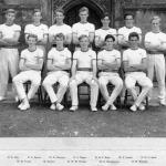 1963 Gym Squad, Sherborne School