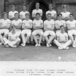 1964 Gym Squad, Sherborne School
