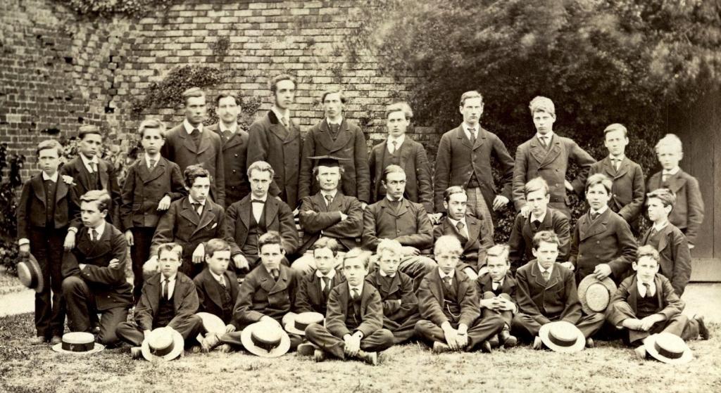 Abbeylands, 1876