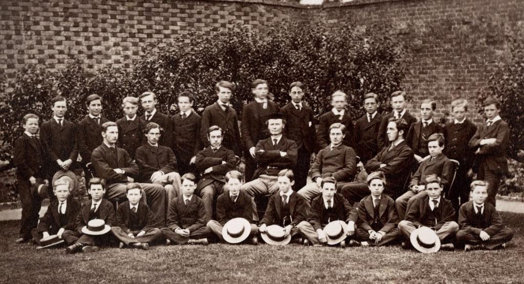 Abbeylands, 1877