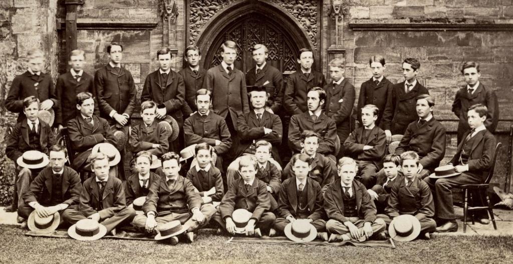 Abbeylands, 1878