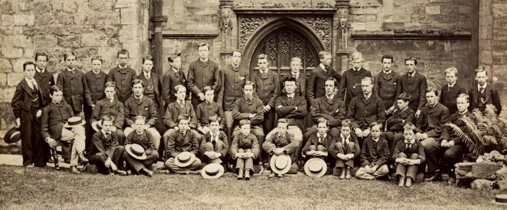 Abbeylands, 1879