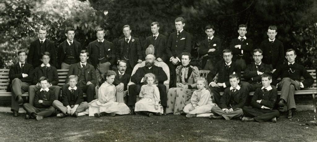 Harper House, 1892