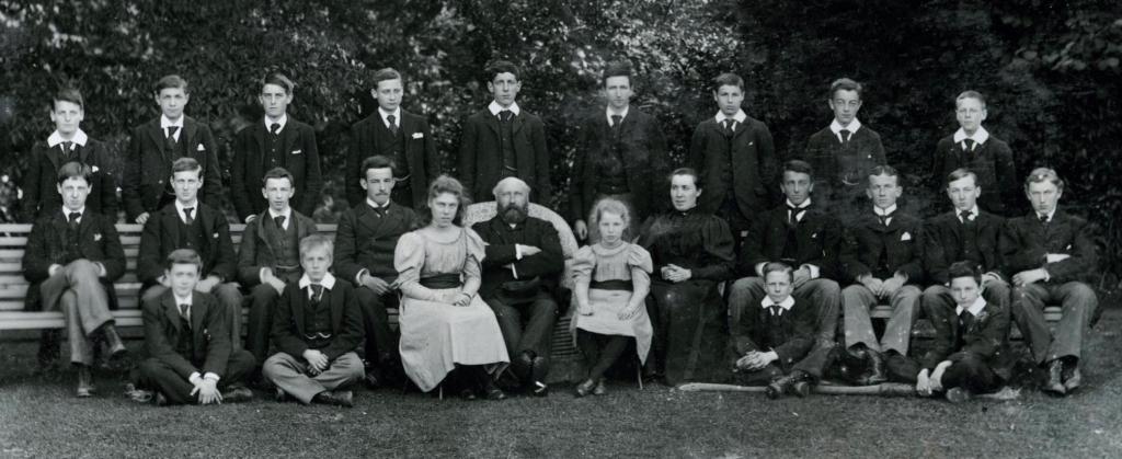 Harper House, 1898