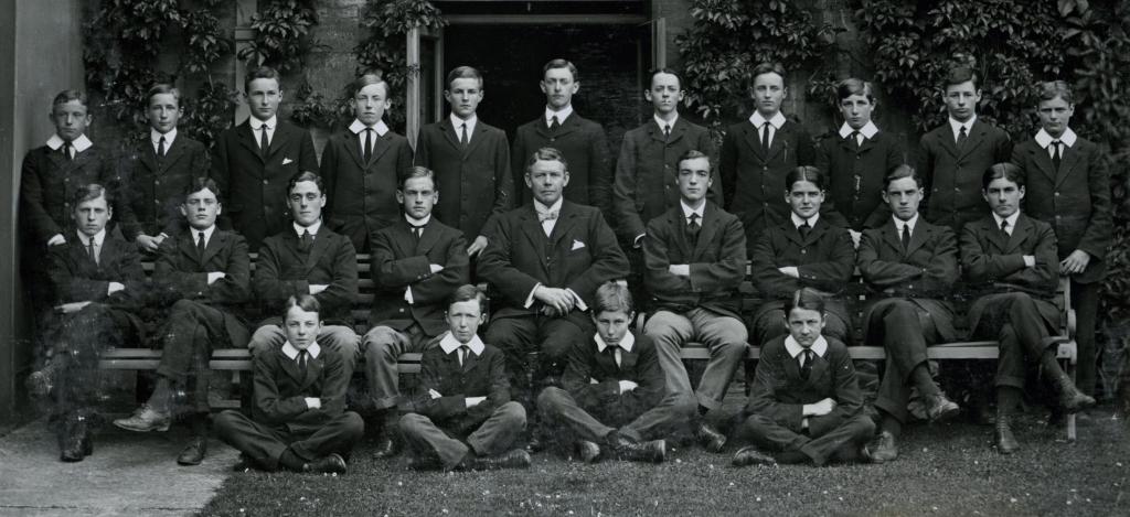 Harper House, 1910