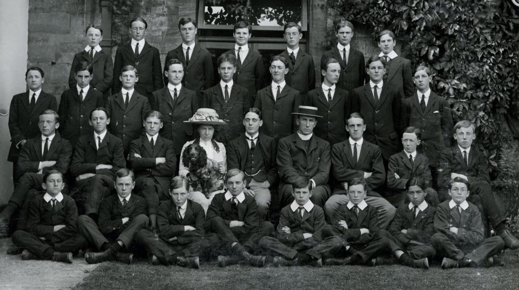 Harper House, 1911