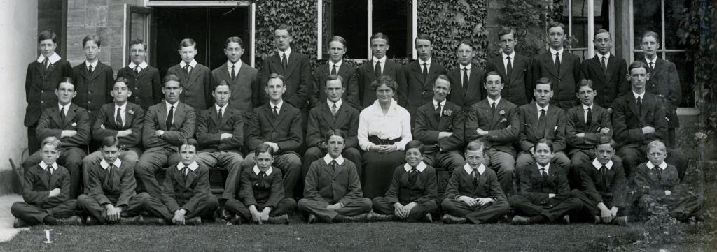 Harper House, 1915