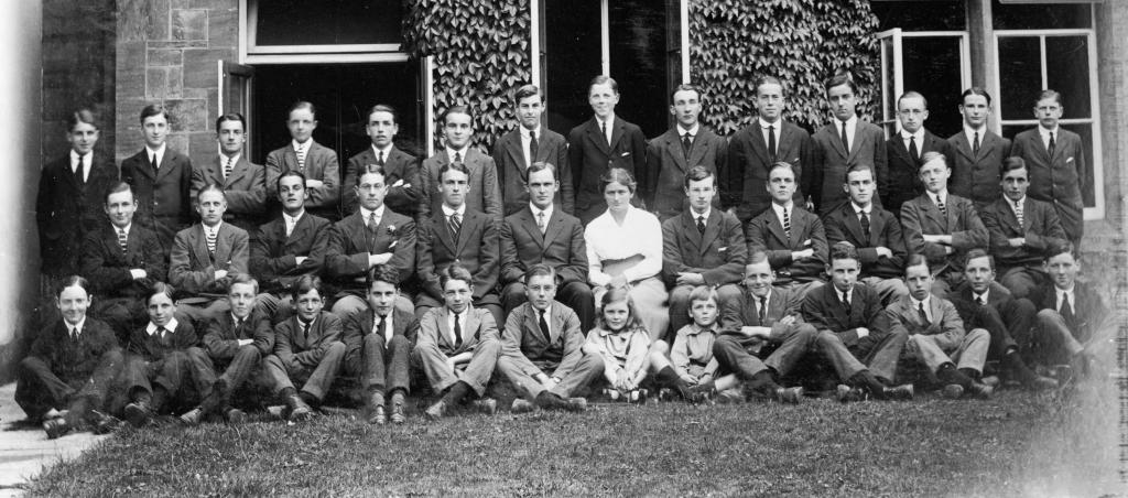 Harper House, 1918