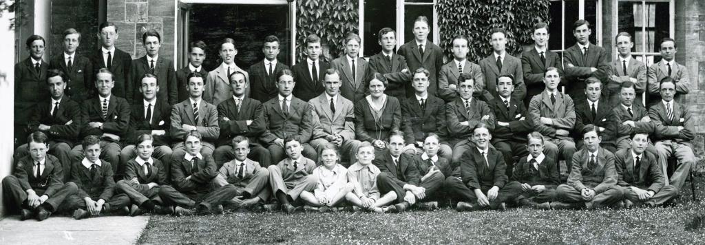 Harper House, 1919
