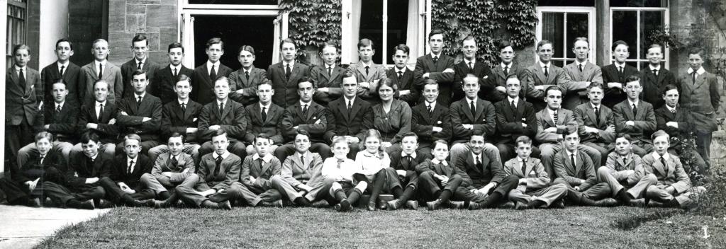 Harper House, 1920