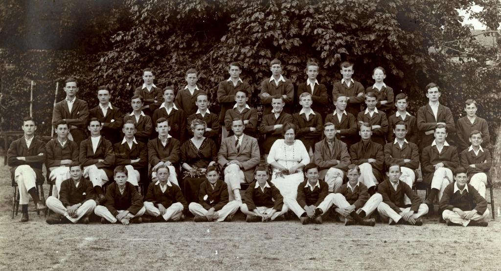 Abbeylands, 1921