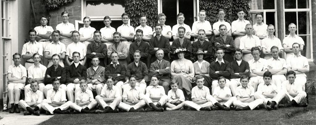 Harper House, 1922