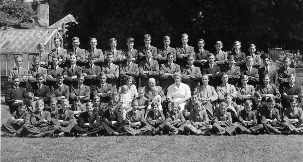 Abbeylands, 1951