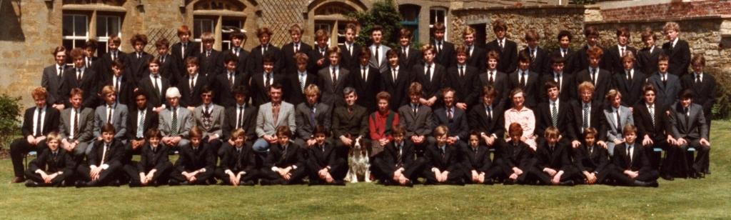 Harper House, 1984