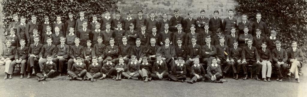 School House, 1902