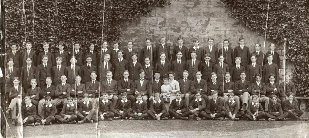 School House, 1911