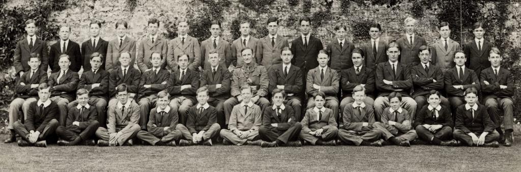 Abbey House, 1916