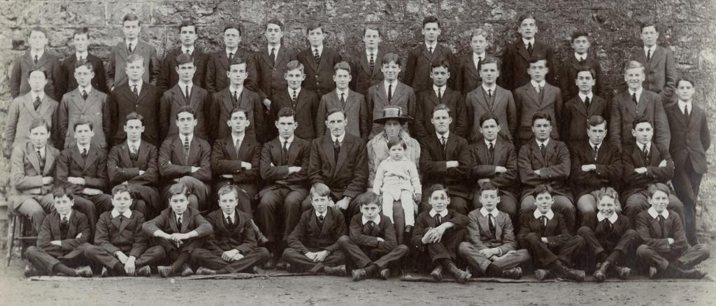 Abbey House, 1919