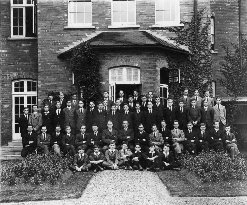 Lyon House, 1919