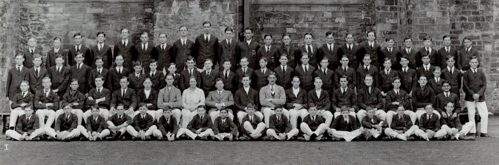 School House, 1924