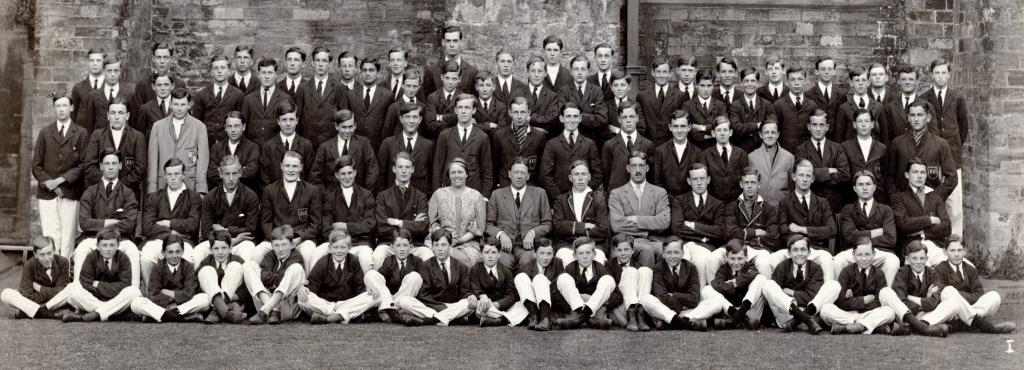 School House, 1925