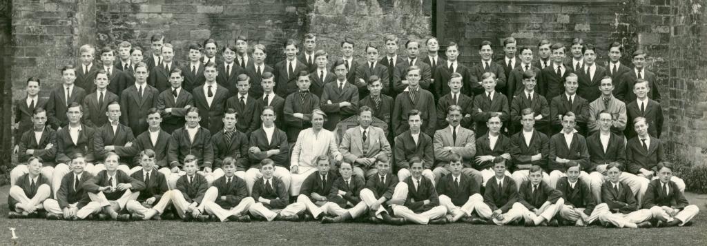 School House, 1927
