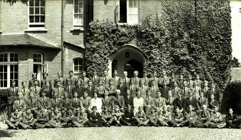 Lyon House, 1949