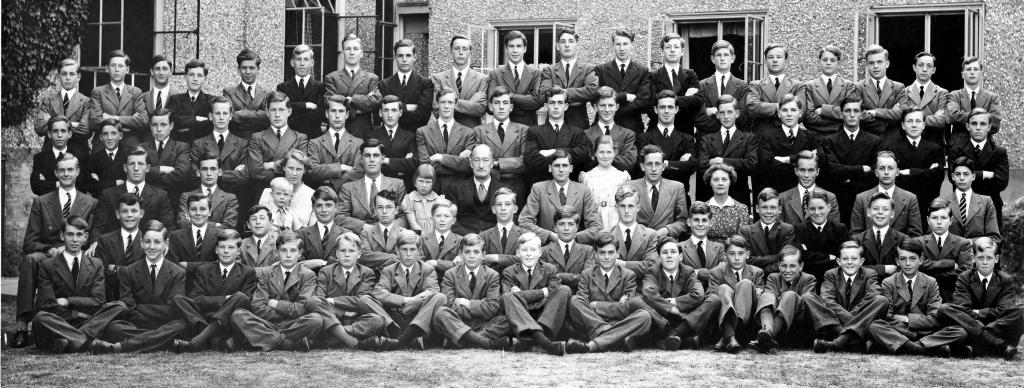 Westcott House, 1949
