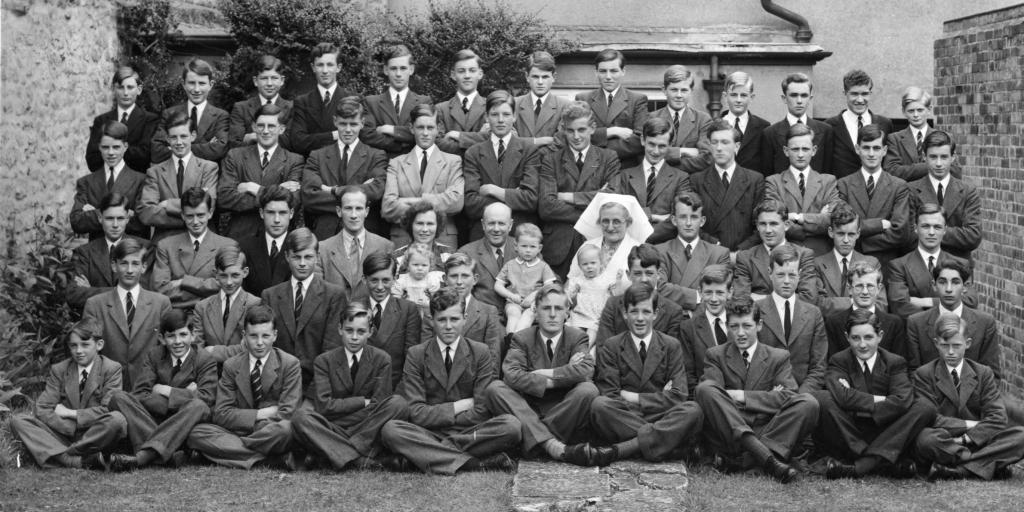 Abbeylands, 1950