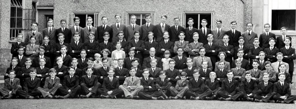 Westcott House, 1950