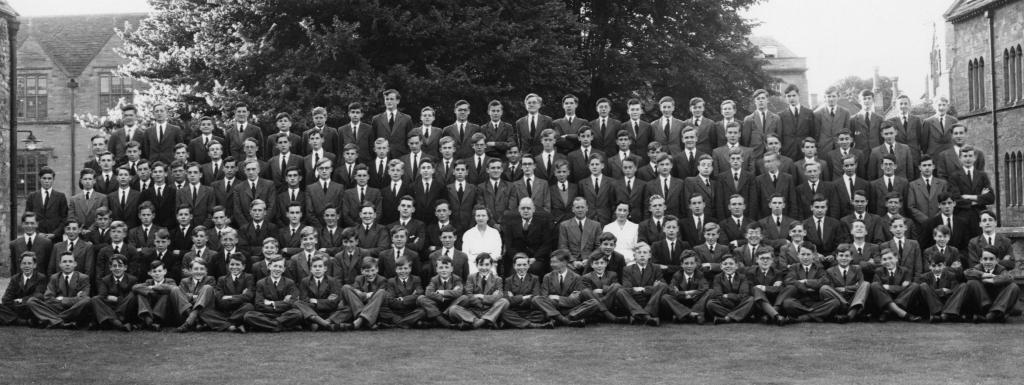 School House, 1954