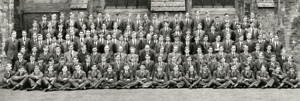 School House, 1955