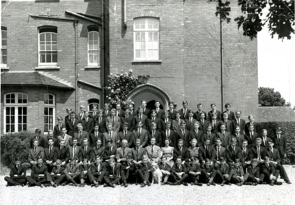 Lyon House, c.1965