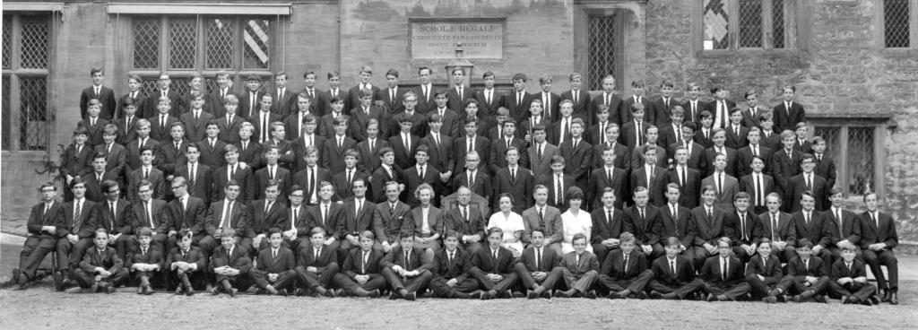 School House, c.1963