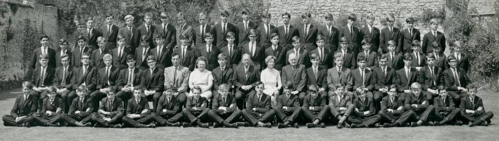 Abbey House, 1967