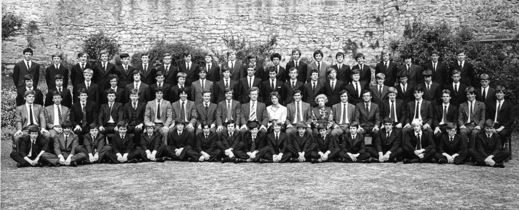 Abbey House, 1980