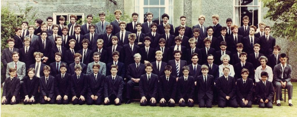 Westcott House, c.1988