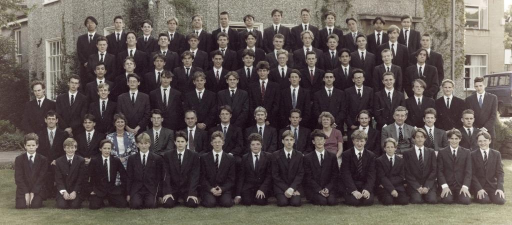 Westcott House, 1995